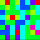 (Click XorShiftIn2D for a demo) A Xorshift algo. color-hit-frequency-displayed inside a 8x8 matrix after 200 calculated pairs of values.